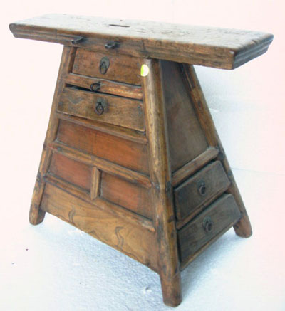 chinese-antique-barbers-stool